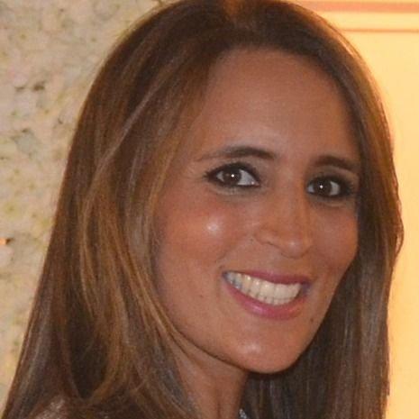 KBenP medewerker Hinda Farsi