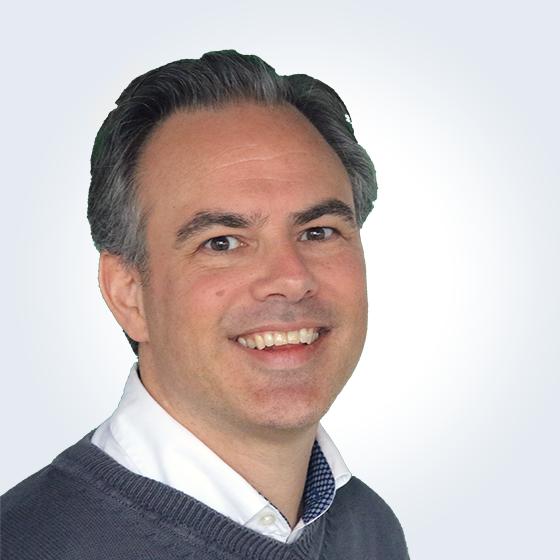 KBenP medewerker Rob  Doornbos