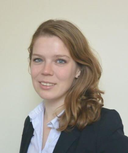 KBenP medewerker Susan Debouillé