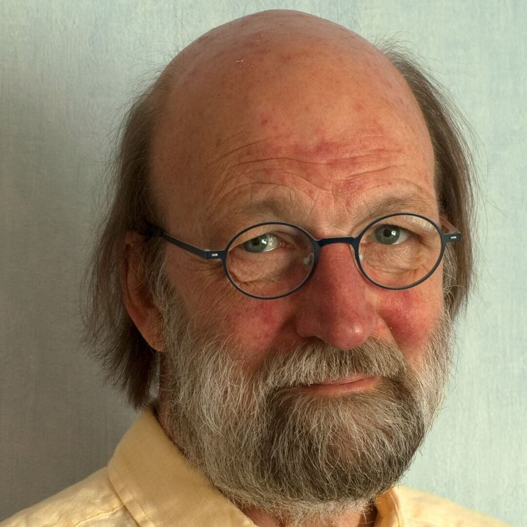KBenP medewerker Henk Kloosterman