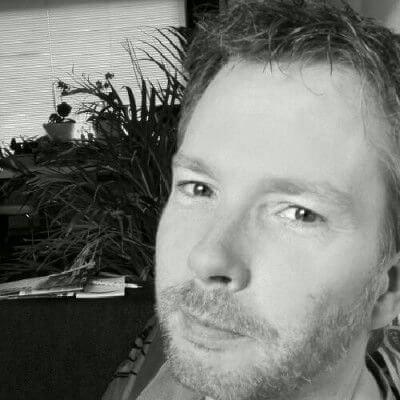 KBenP medewerker Kenneth Otten