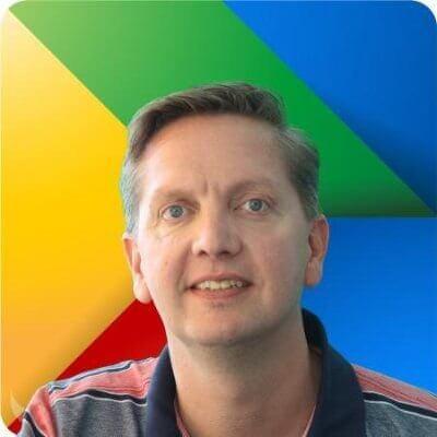 KBenP medewerker Richard van Delft