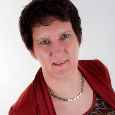 KBenP medewerker Wilma Paalvast