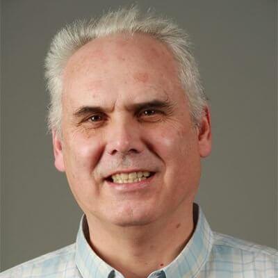 KBenP medewerker Wim Kuiper
