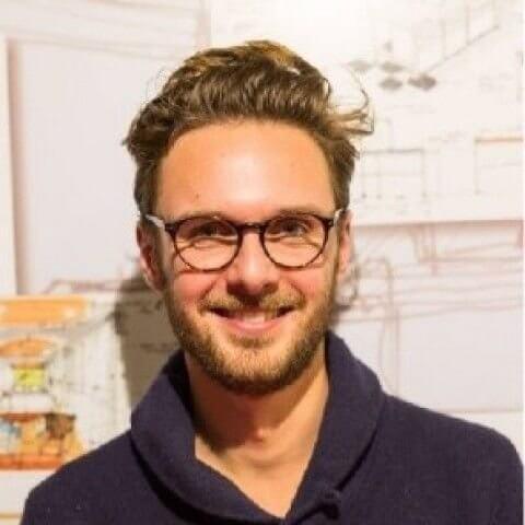 KBenP medewerker Lennard Kruseman