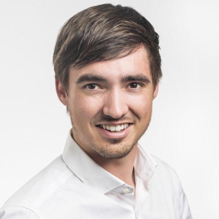 KBenP medewerker Thomas Baak