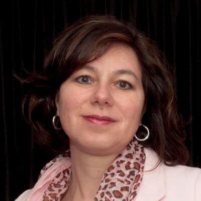 KBenP medewerker Rita de Bruijckere