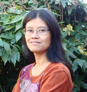 KBenP medewerker Karin Kwa