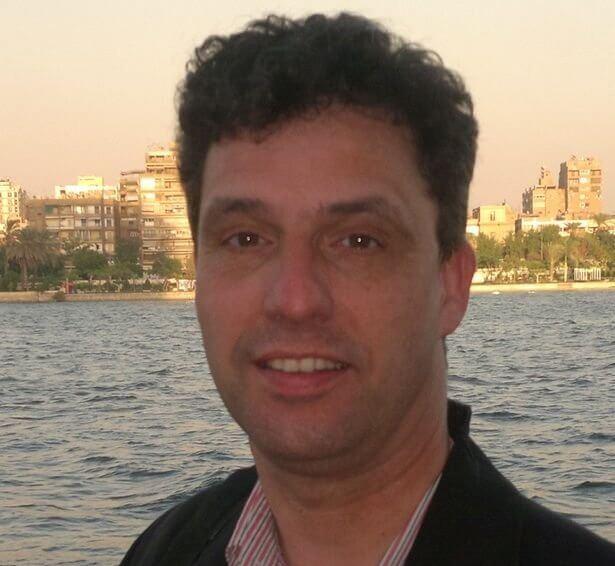 KBenP medewerker Mark Wendrich