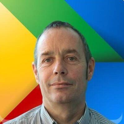 KBenP medewerker Phil Thain