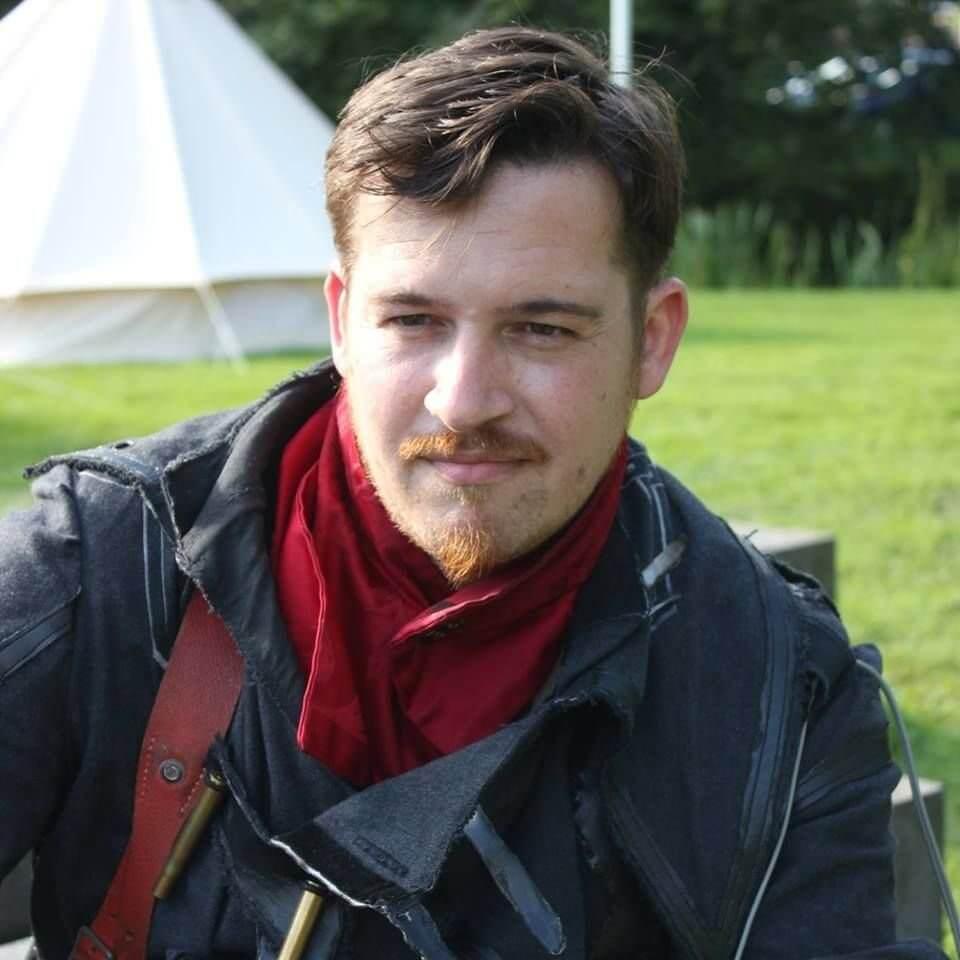 KBenP medewerker Alex van Hoogstraten