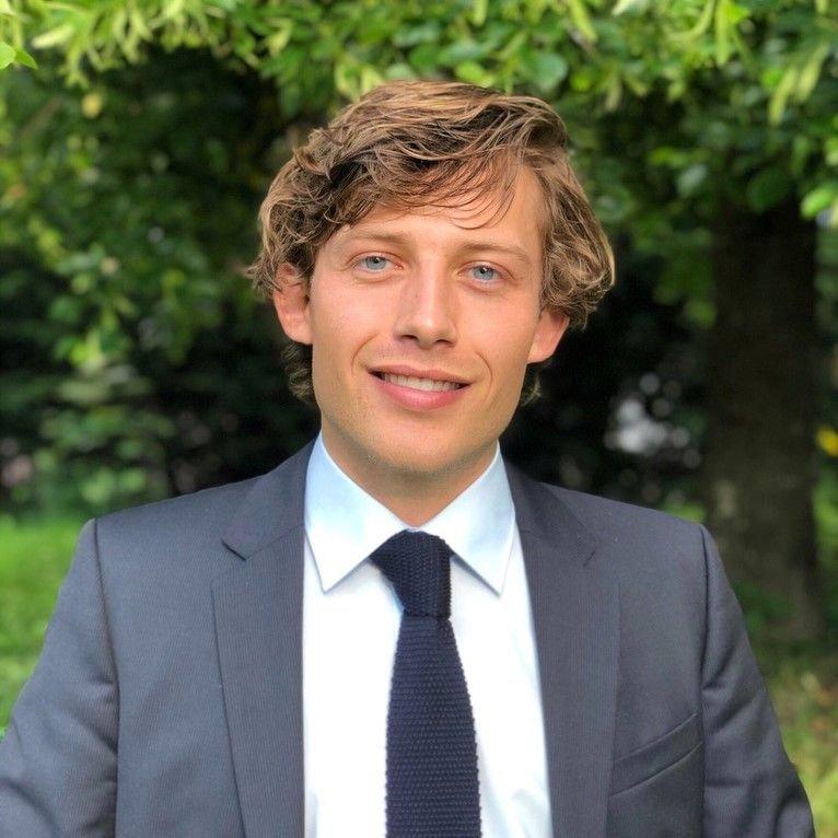 KBenP medewerker Bart Verhagen