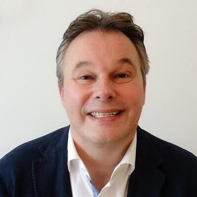 KBenP medewerker René  van Zundert