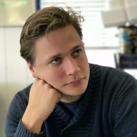 KBenP medewerker Niels Holtkamp