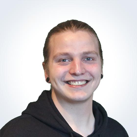 KBenP medewerker Niels van Acker