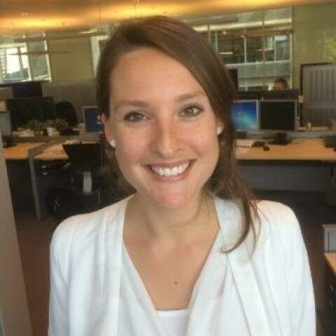 KBenP medewerker Annemieke Wilzing