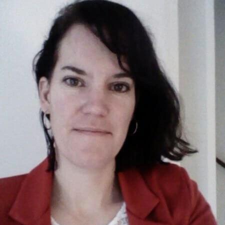 KBenP medewerker Andrea Kloet