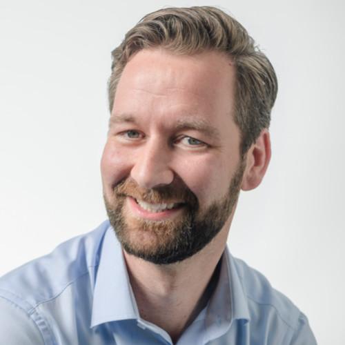 KBenP medewerker Sven Blom
