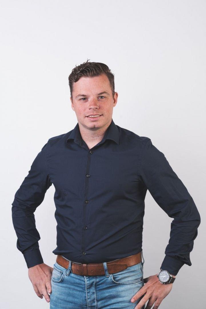 KBenP medewerker Mike Timmers