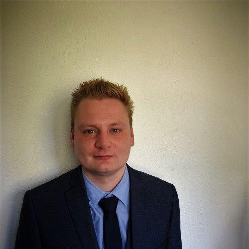KBenP medewerker Niels Nanninga