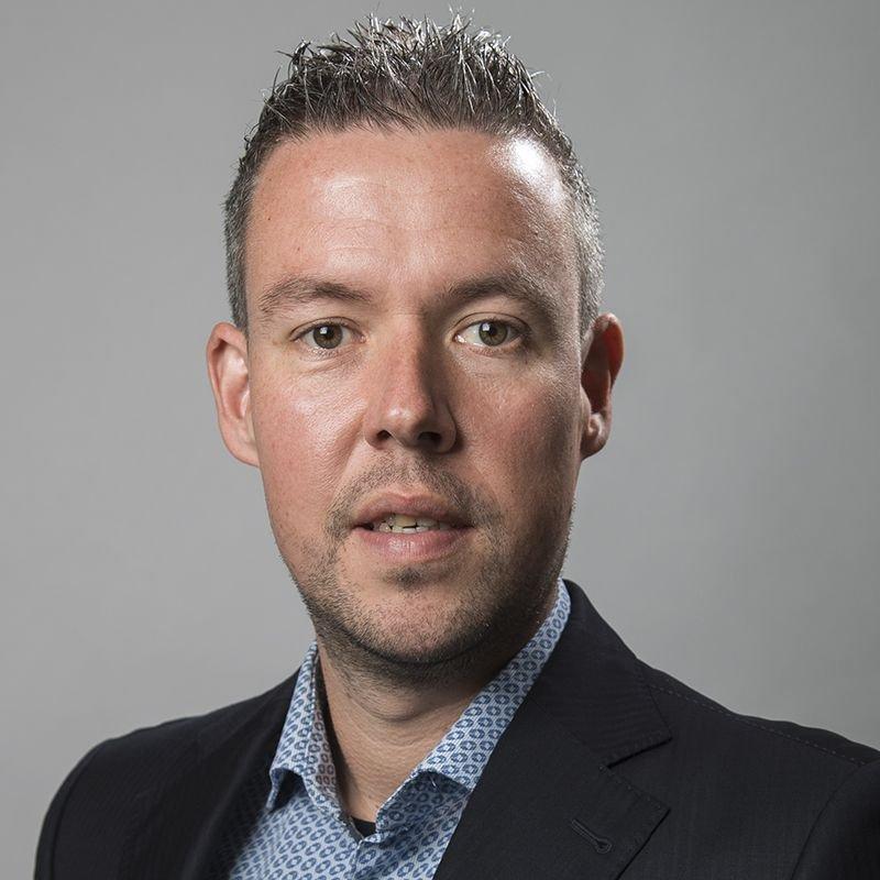 KBenP medewerker Wouter Huijzendveld
