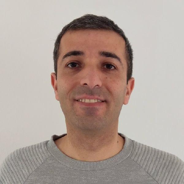 KBenP medewerker Ali Yousevi Sabzevar