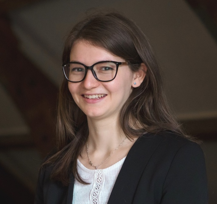 KBenP medewerker Lauraine Frank