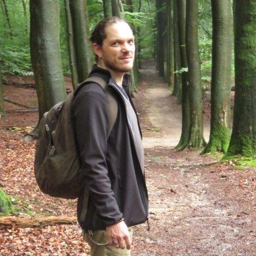 KBenP medewerker Michiel Coolen