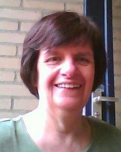 KBenP medewerker Margit Kaszo