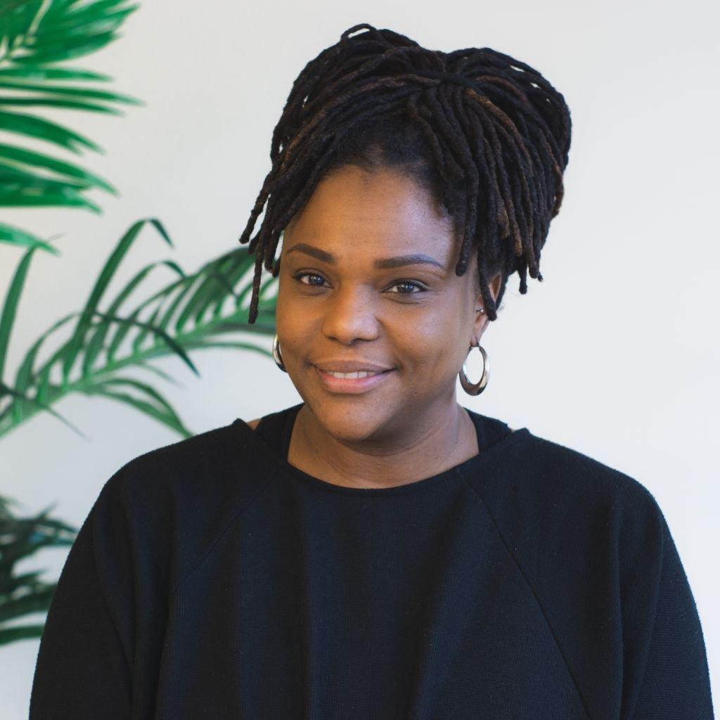 KBenP medewerker Naomi Fecunda