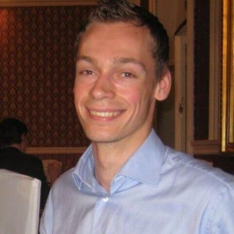 KBenP medewerker Kevin Otjes