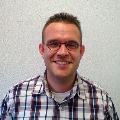 KBenP medewerker Karsten Koopman