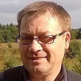 KBenP medewerker Jan Veldhuis