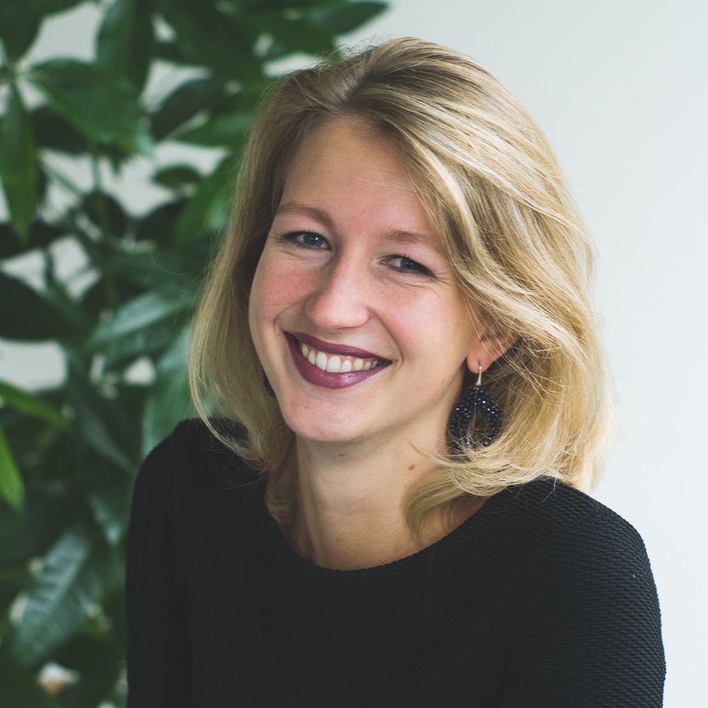 KBenP medewerker Danique Waanders