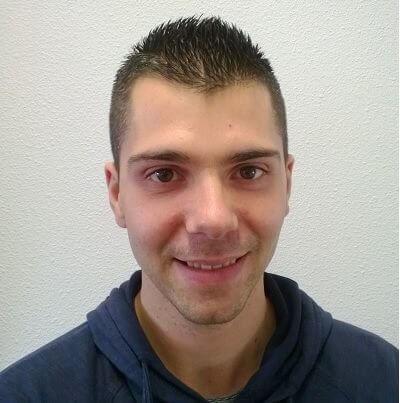 KBenP medewerker Danny Adams
