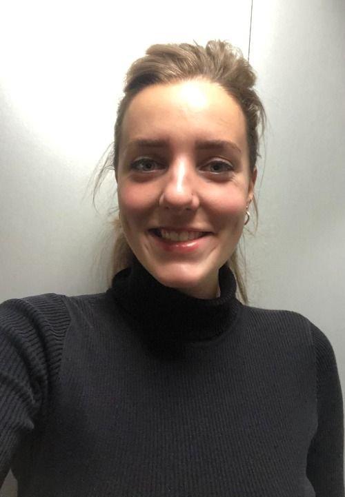 KBenP medewerker Annelotte Heutz