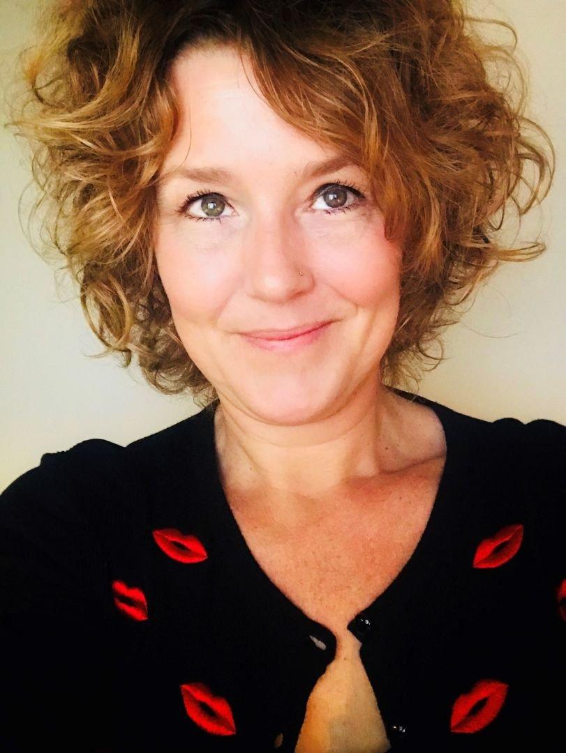 KBenP medewerker Cindy Lammers