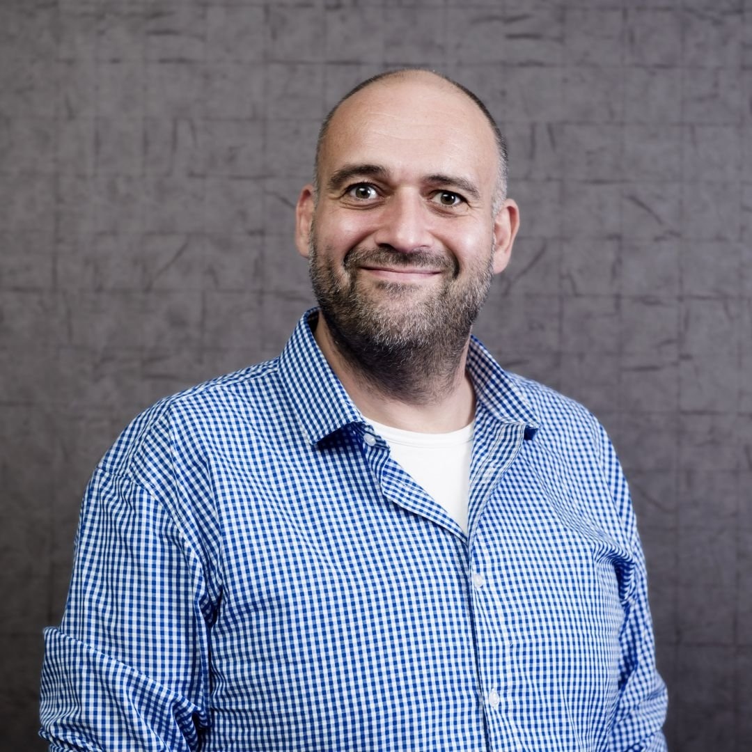 KBenP medewerker Menno Goosen