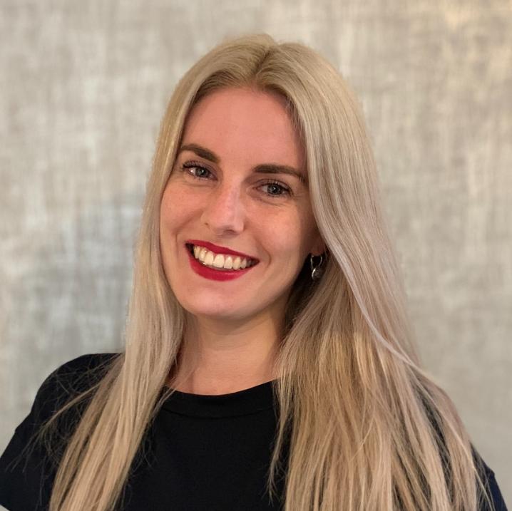 KBenP medewerker Charlotte Braak
