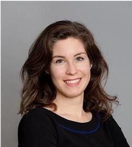 KBenP medewerker Heleen Wartena
