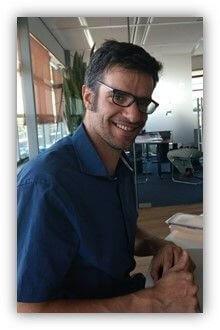 KBenP medewerker Stefan Russel