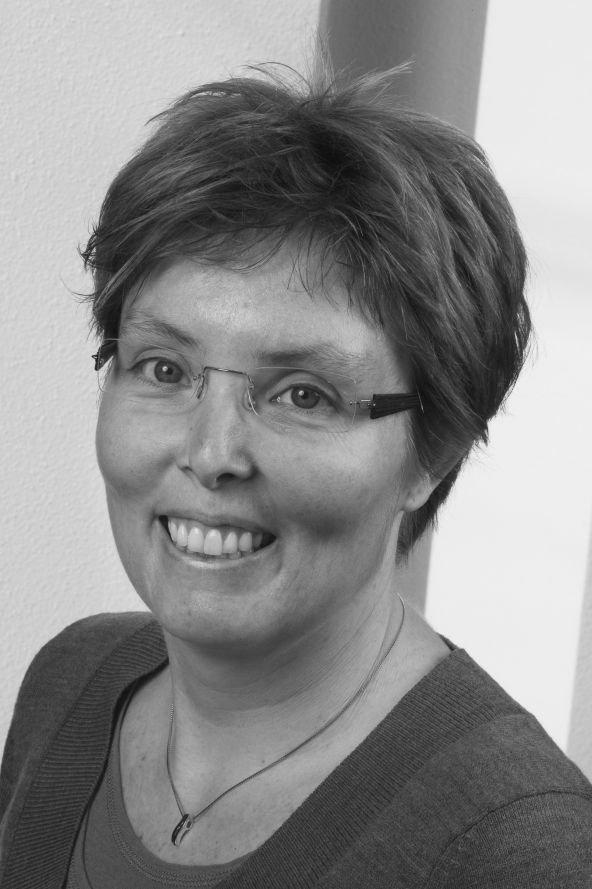 KBenP medewerker Marjon van der Steenhoven