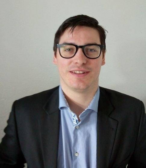 KBenP medewerker Pieter van Loevezijn