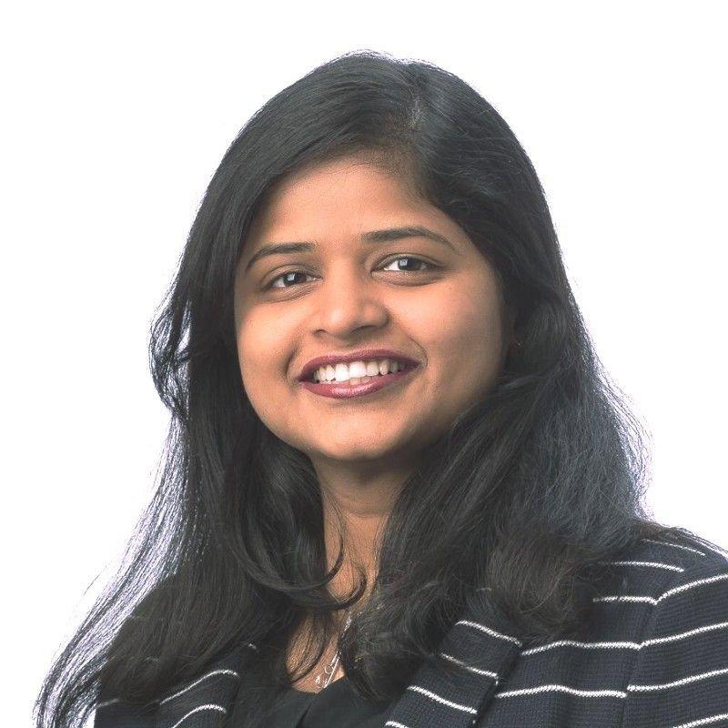 KBenP medewerker Sagarika Patra