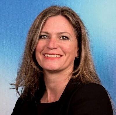 KBenP medewerker Esther van Linge