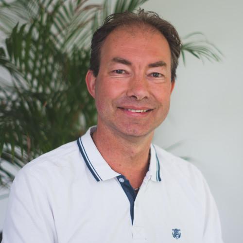 KBenP medewerker Ernst Schoneveld
