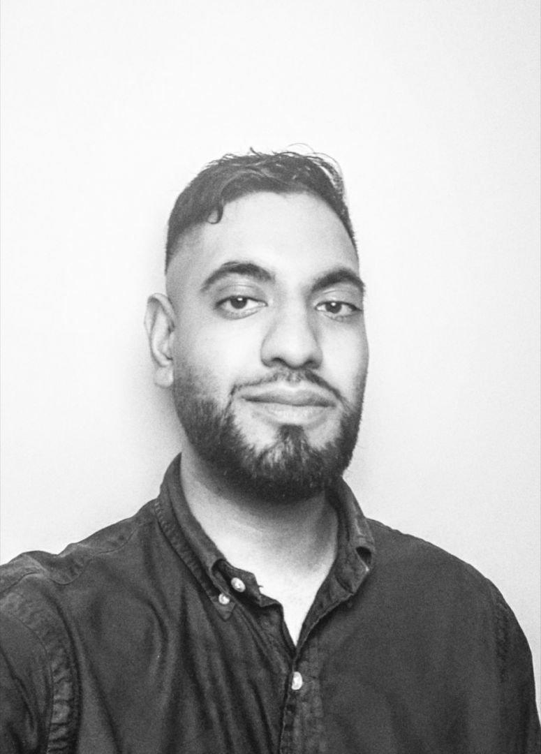 KBenP medewerker Amar Kapoerchan