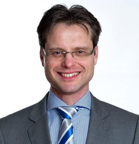 KBenP medewerker Michiel  Kegge