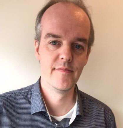 KBenP medewerker Geert-Jan  Hermsen