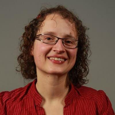 KBenP medewerker Liesbeth 't Hart